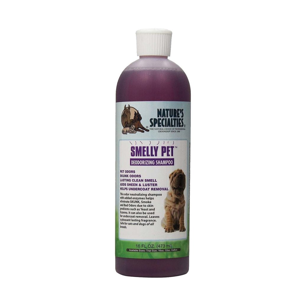 View larger image of Smelly Pet Deodorizing Shampoo