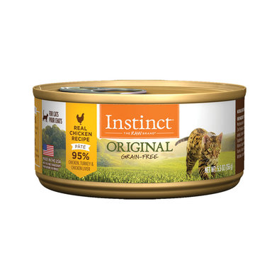 Nature's Variety, Instinct Cat Can, Chicken Formula - 5.5 oz