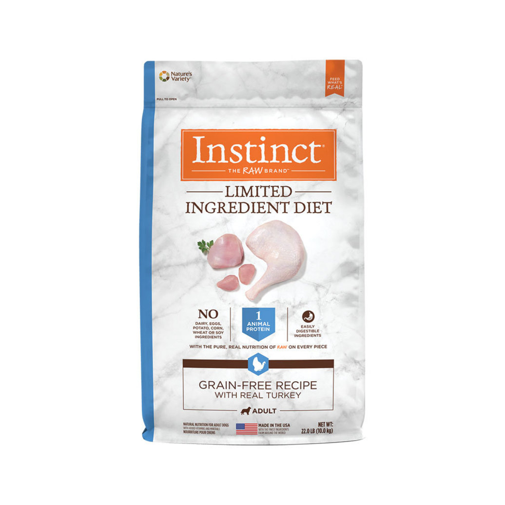 View larger image of Limited Ingredient Diet Grain Free Turkey - 22 lb