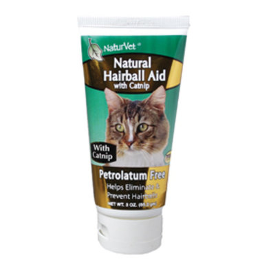 Natural Hairball with Catnip Gel - 3 oz