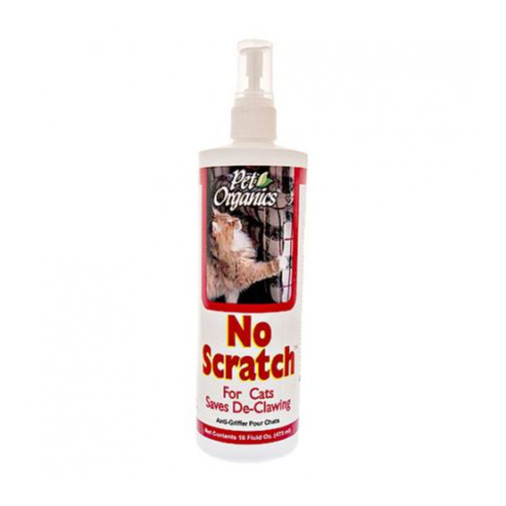View larger image of Organics No Scratch For Cats - 16 oz