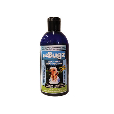 Insect Repellent Shampoo for Dogs - 237 ml