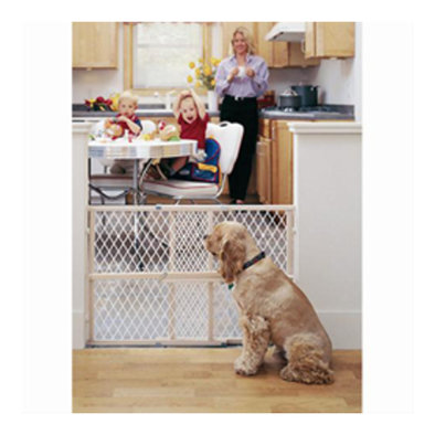 Easy Adjust Diamond Mesh Gate