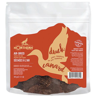 Air Dried - Duck Liver - 60 g
