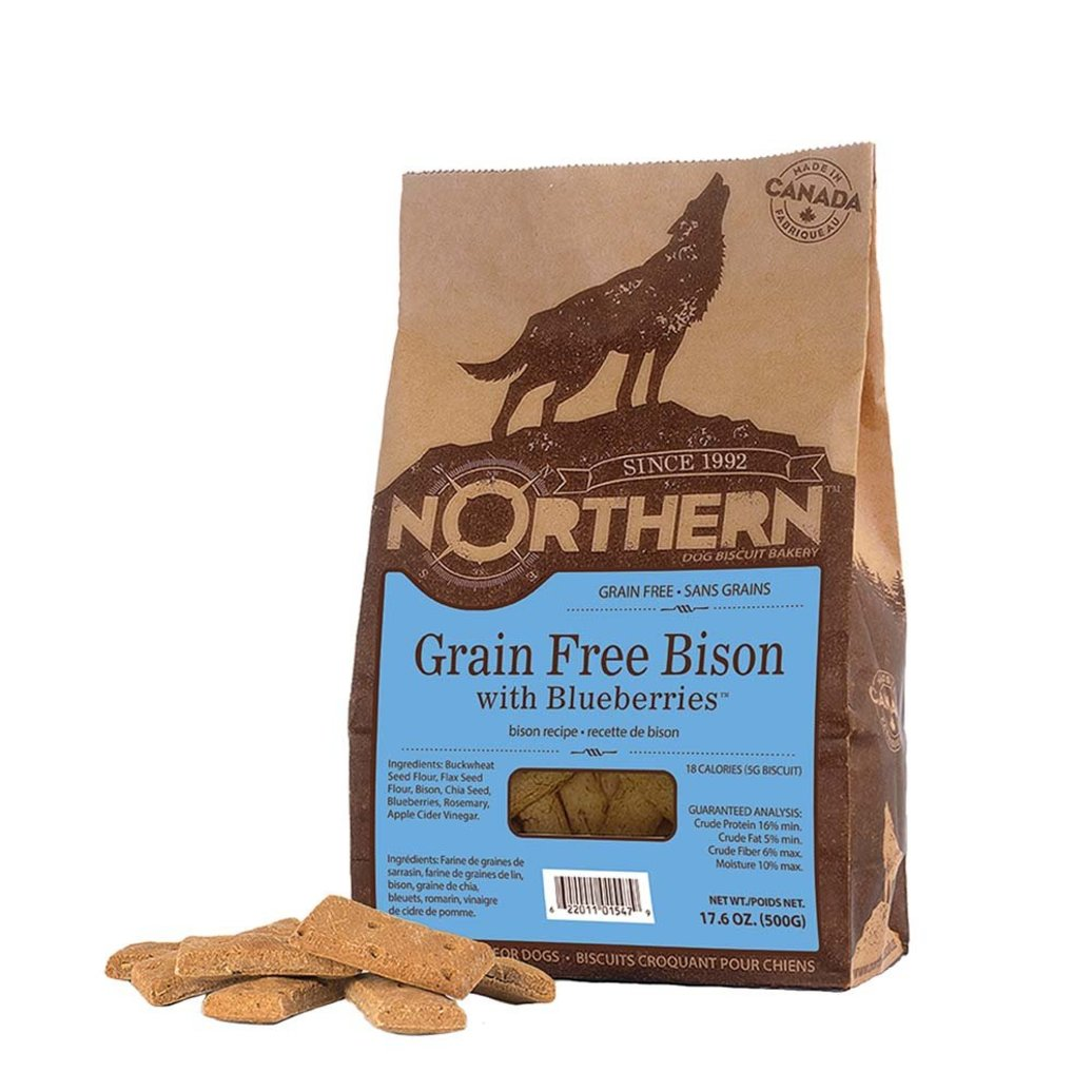 View larger image of Grain Free Bison with Blueberries - 500 g