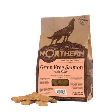 Grain Free Salmon with Kelp - 500 g