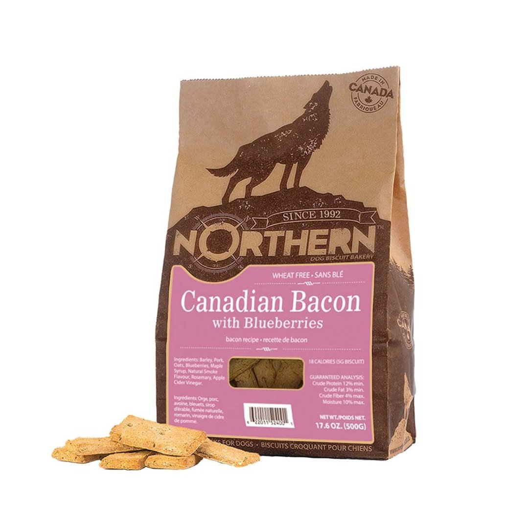 View larger image of Grain Free, Canadian Bacon with Blueberries - 500 g