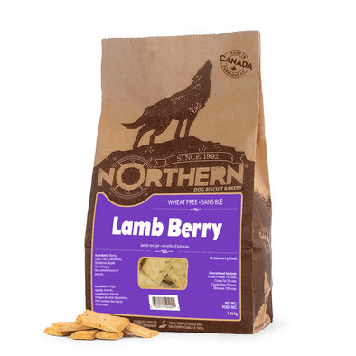 Wheat Free Lamb Berry - 1.36 kg