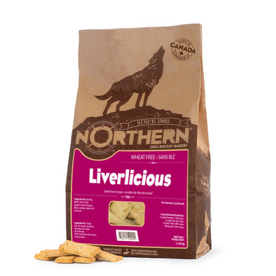 Wheat Free Liverlicious  - 1.36 kg