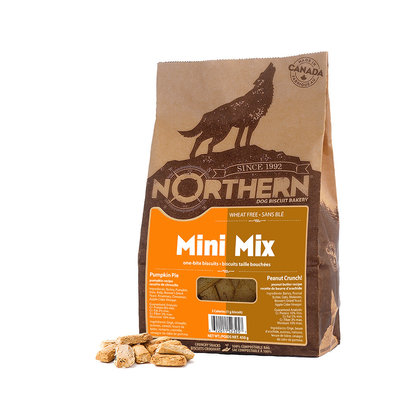 Mini Mix Pumpkin Pie & Peanut Crunch - 450 g