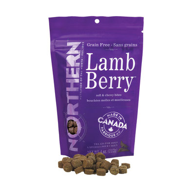 Soft & Chewy, Grain Free, Lamb Berry - 113 g
