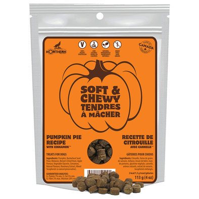 Soft & Chewy - Trainers - Pumpkin - 113 g
