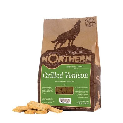 Wheat Free, Grilled Venison & Apple - 500 g