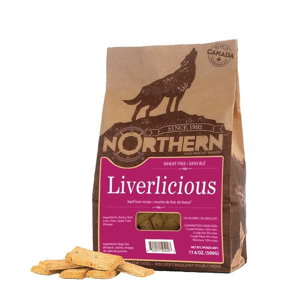 View larger image of Wheat Free, Liverlicious - 500 g