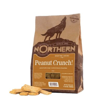 Wheat Free, Peanut Crunch - 500 g