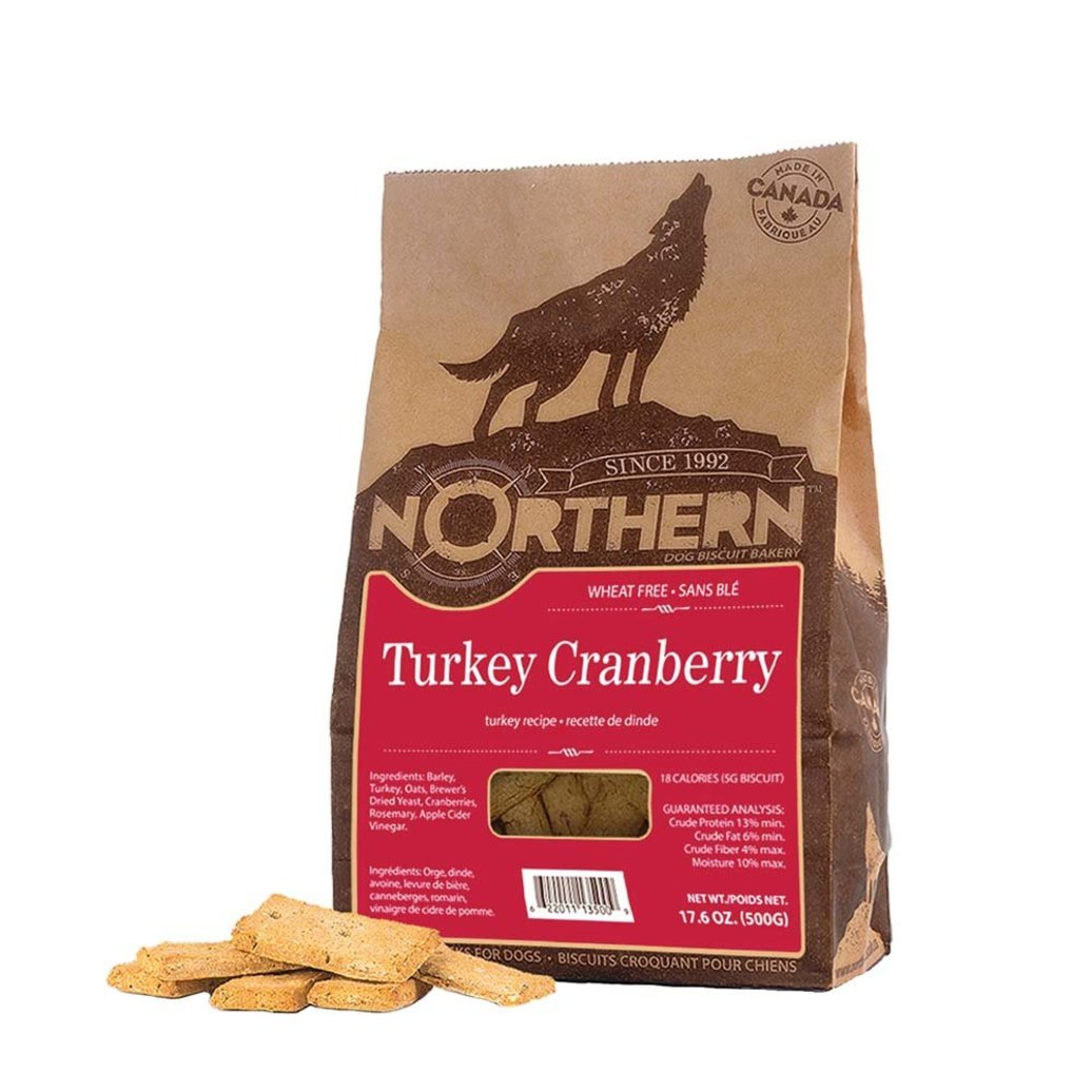 View larger image of Wheat Free, Turkey & Cranberry - 500 g