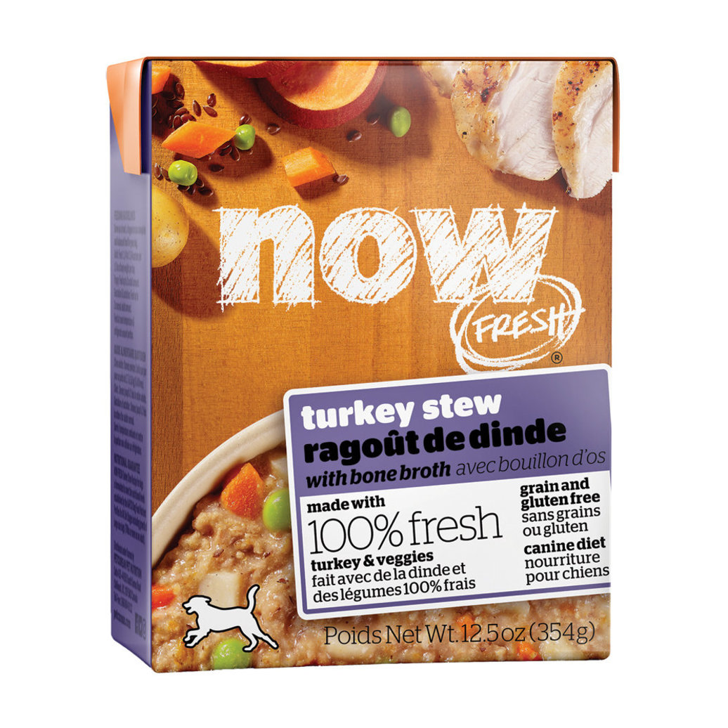 View larger image of NOW FRESH Grain Free Turkey Stew for dogs