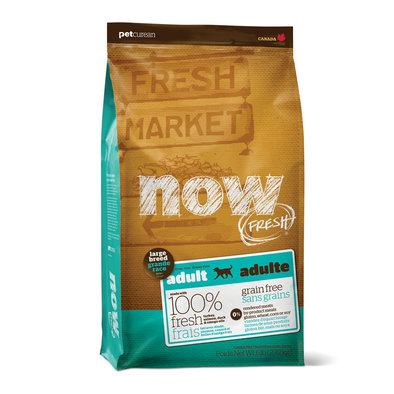 NOW FRESH, Grain Free Large Breed Adult Recipe for dogs