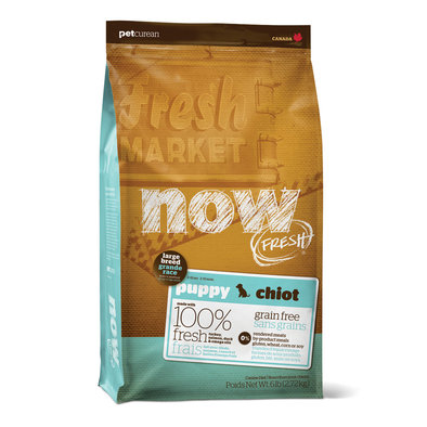 Grain Free Large Breed Puppy Food