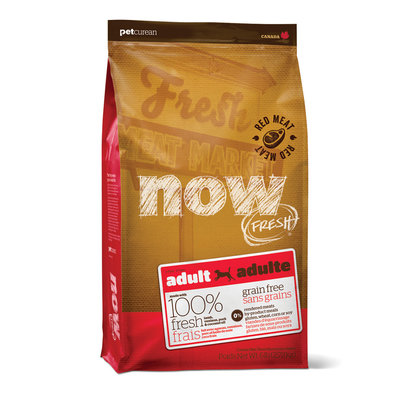 Red Meat Adult Dog Food