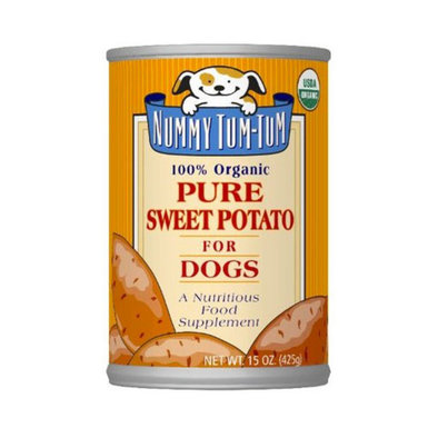 Organic Sweet Potato - 15 oz