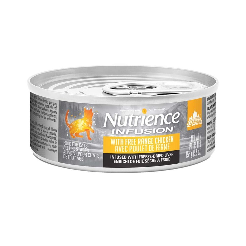 View larger image of Adult Feline - Infusion - Free Range Chicken - 156 g