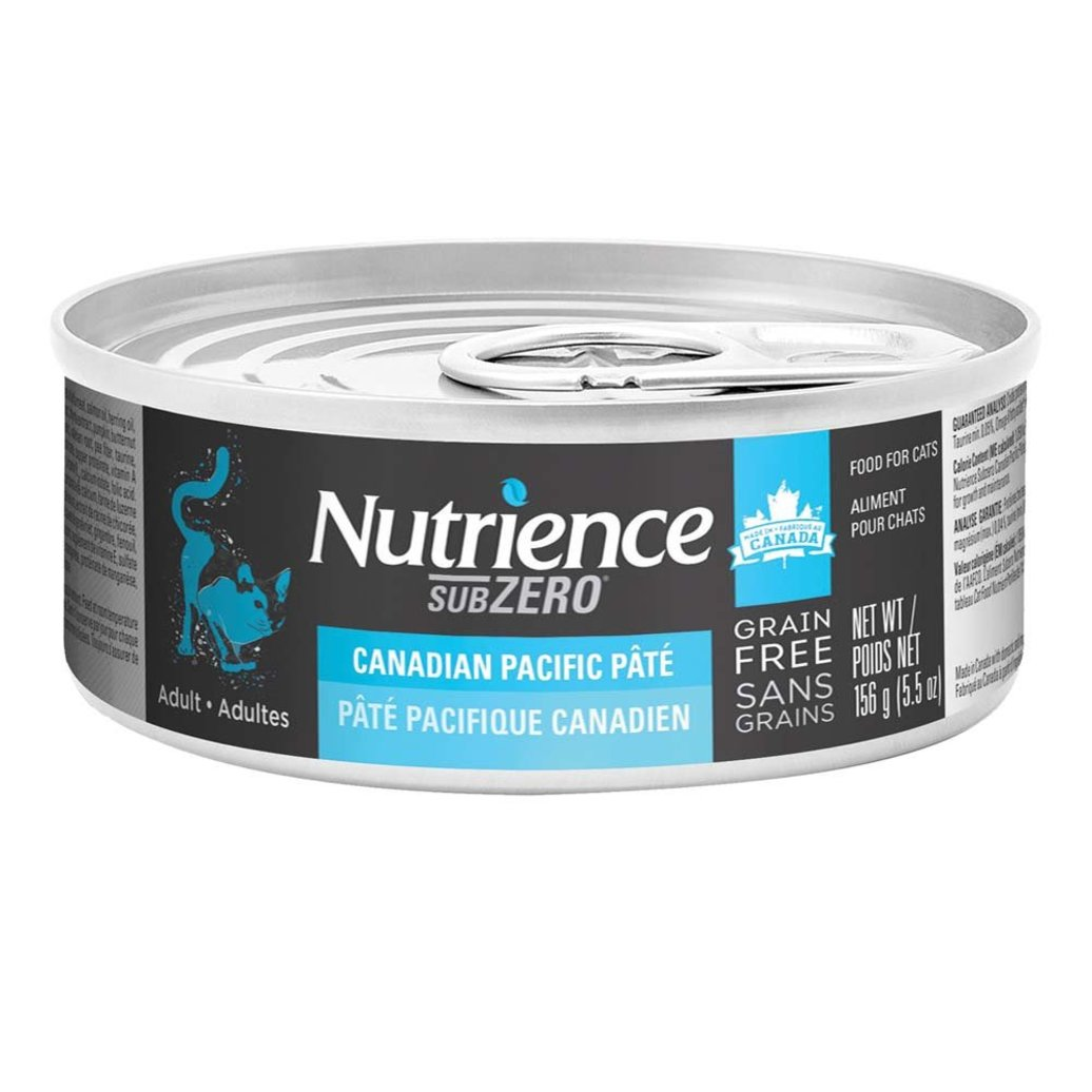 View larger image of Adult Feline - SubZero Grain Free - Canadian Pacific Pate - 156 g
