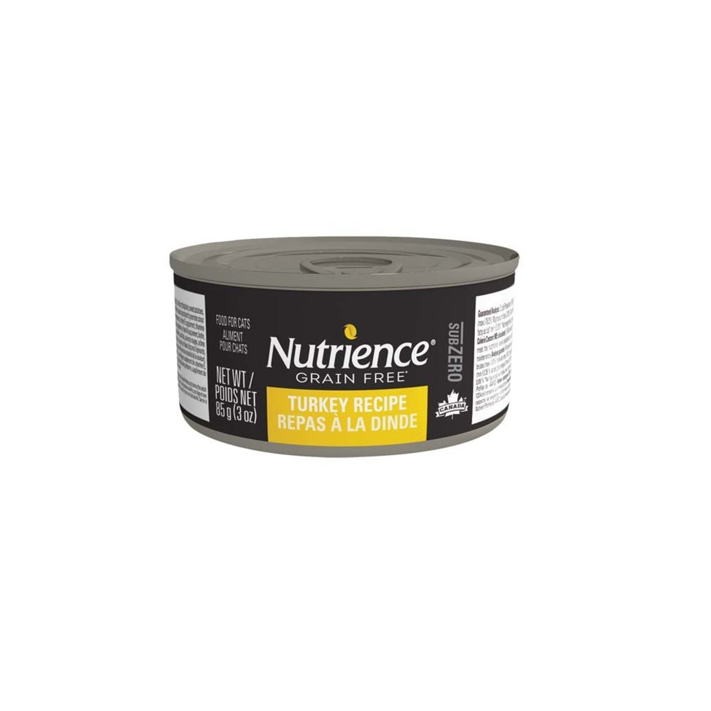 View larger image of Can, Adult Feline - SubZero Grain Free - Turkey - 85 g