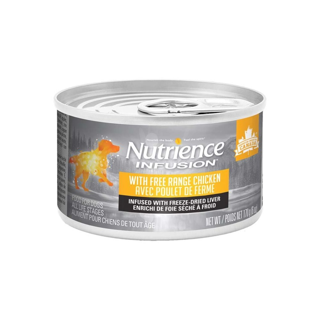 View larger image of Can, Adult - Infusion - Free Range Chicken - 170 g