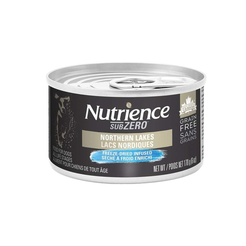 View larger image of Can, Adult - SubZero Grain Free - Northern Lakes Pate - 170 g