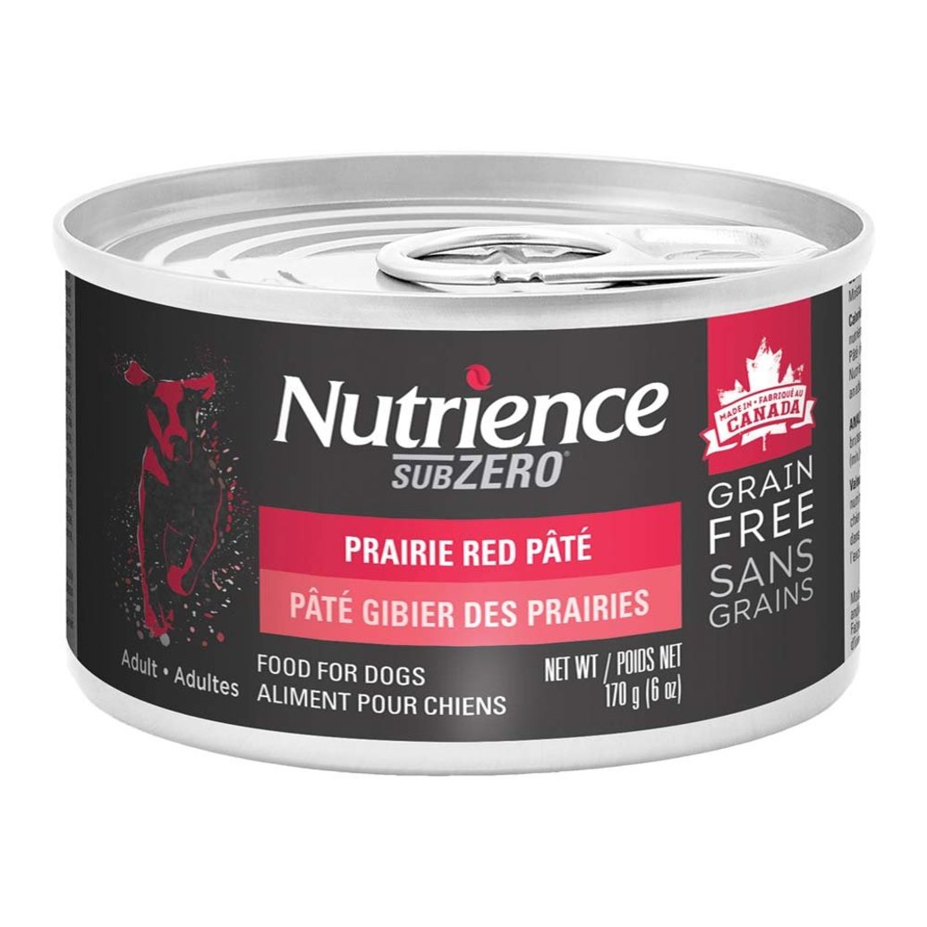 View larger image of Can, Adult - SubZero Grain Free - Prairie Red Pate - 170 g