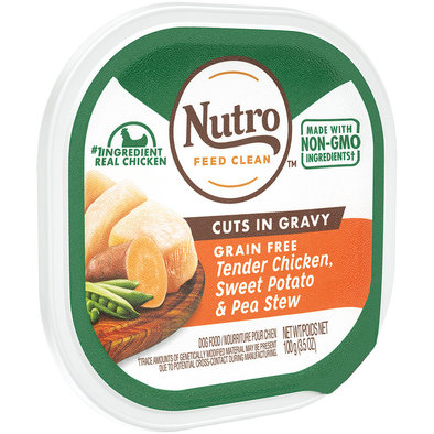Adult - Chicken Stew Cuts in Gravy - 99 g