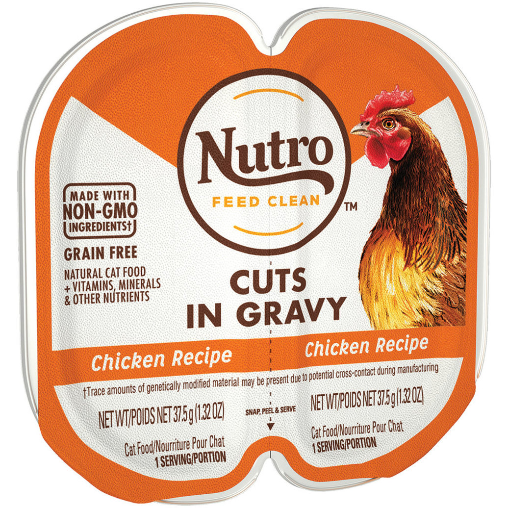View larger image of Feline Adult - Perfect Portions - Chicken Cuts in Gravy - 75 g