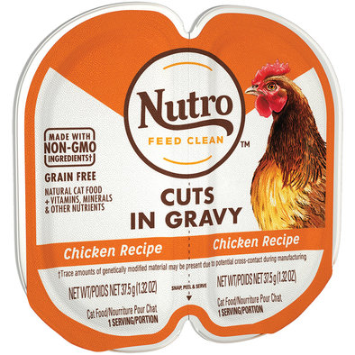 Feline Adult - Perfect Portions - Chicken Cuts in Gravy - 75 g