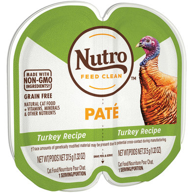 Feline Adult - Perfect Portions - Turkey Pate - 75 g