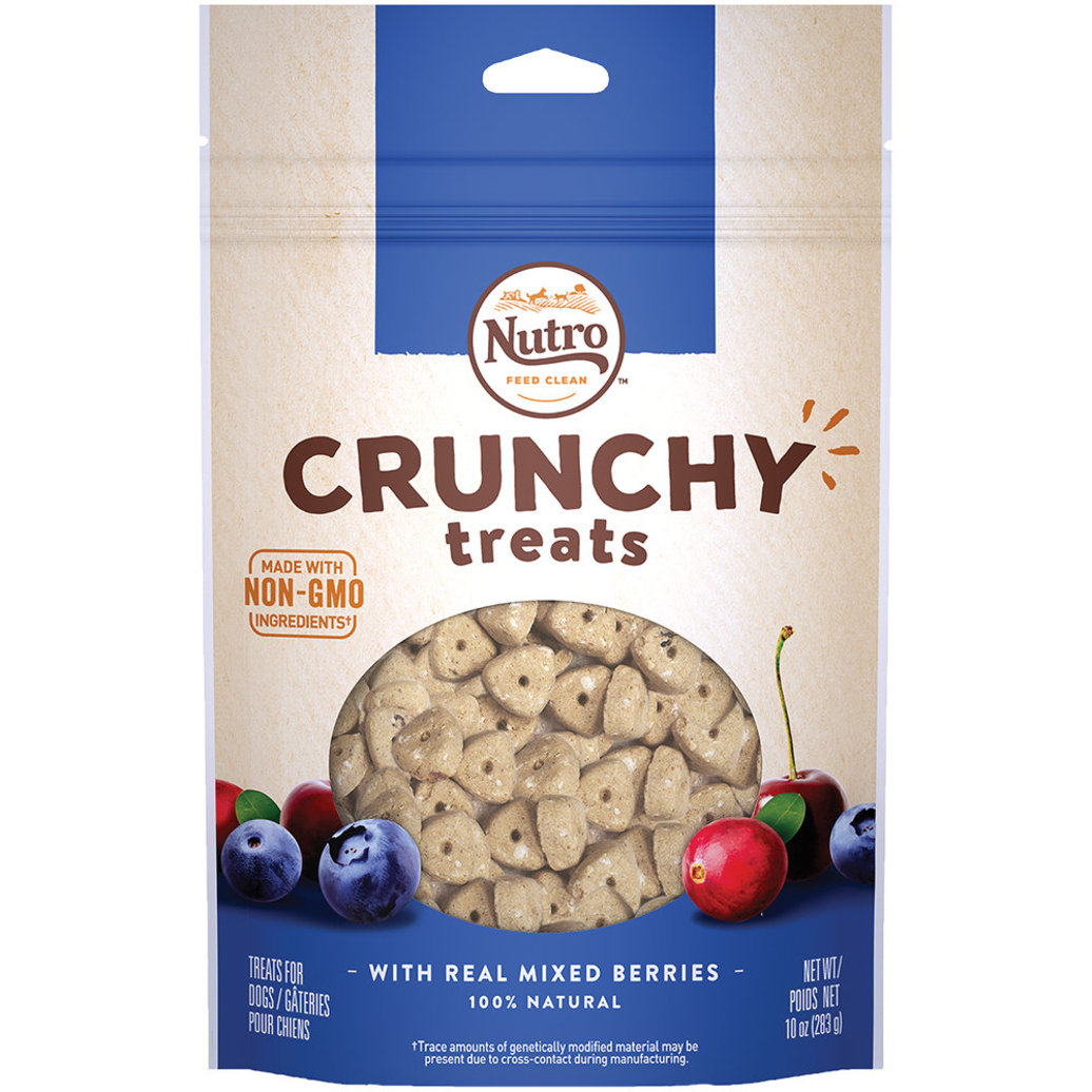 View larger image of Crunchy Treats, Berries