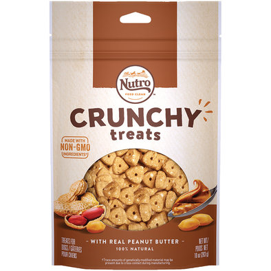 Crunchy Treats, Peanut Butter