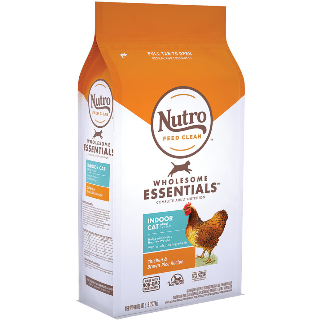 View larger image of Feline Adult Indoor - Wholesome Essentials - Chicken - 2.27 kg