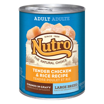 Natural Choice Adult Large Breed Canned