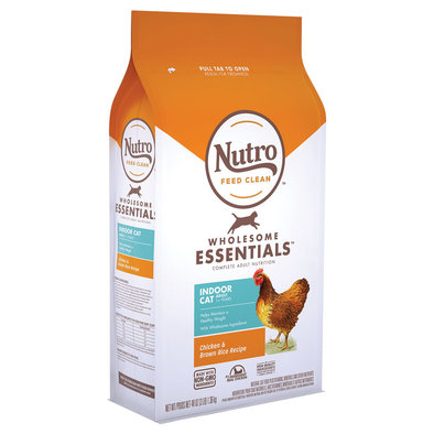 Natural Choice Indoor Adult Cat, Chicken & Brown Rice