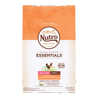 Nutro, Natural Choice Small Breed Adult