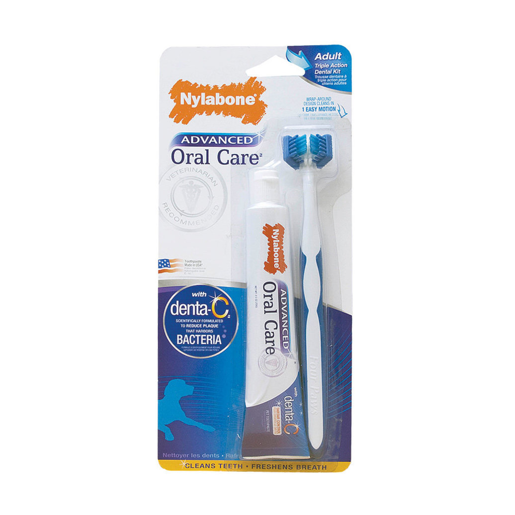 View larger image of Advanced Oral Care, Triple Action Dental Kit