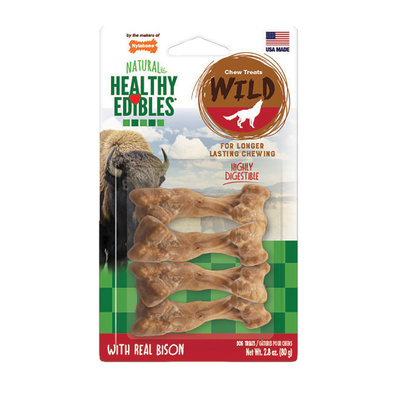 Healthy Edibles - Wild Bison