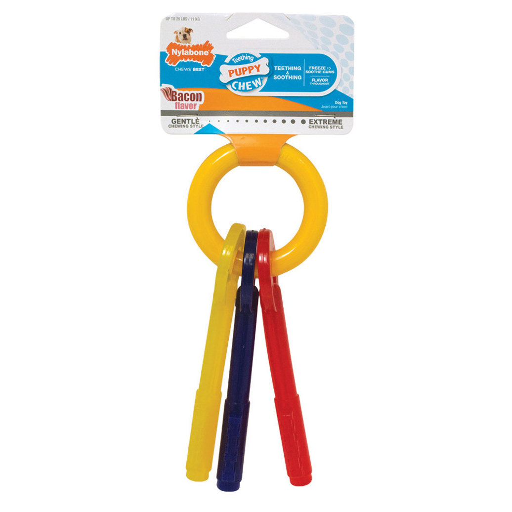 View larger image of Puppy Chew, Teething Keys