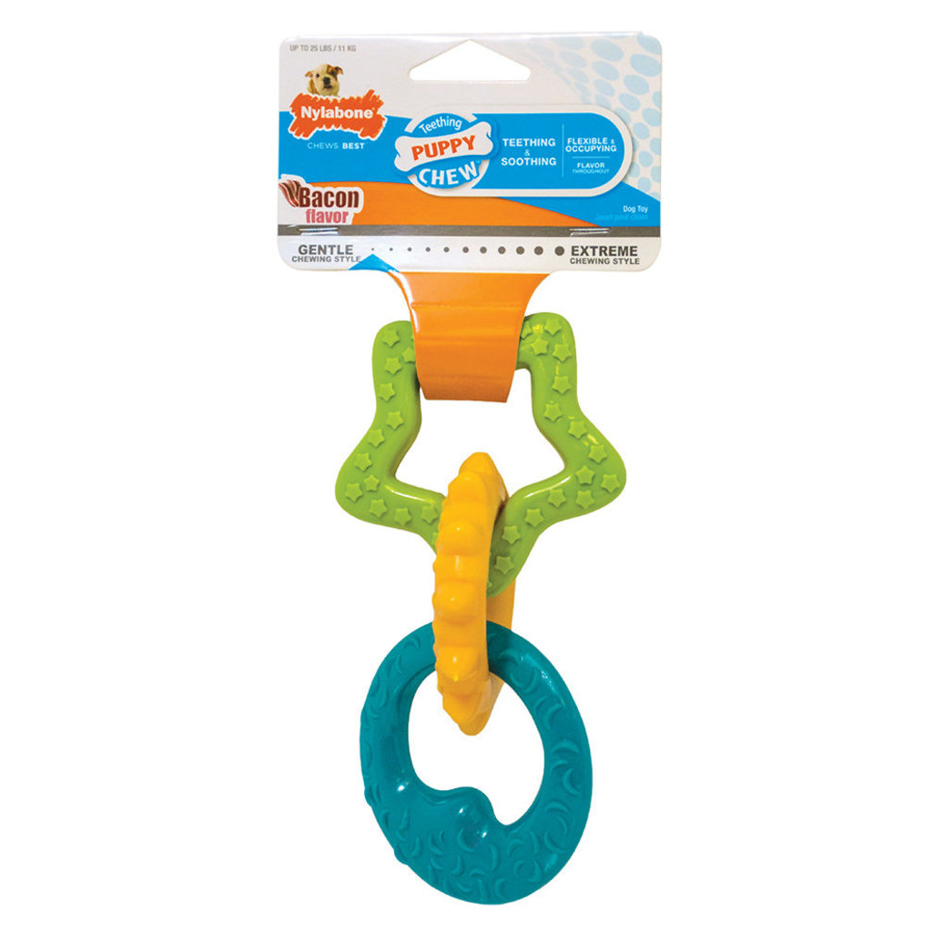 View larger image of Puppy Chew, Teething Rings