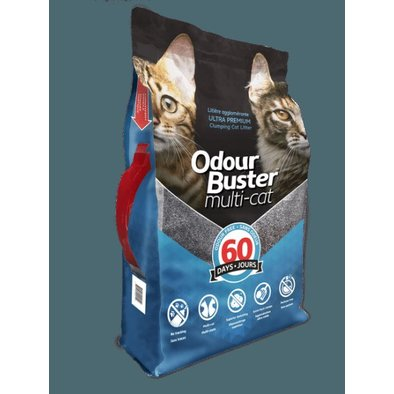 Multi-Cat Litter - 12 kg