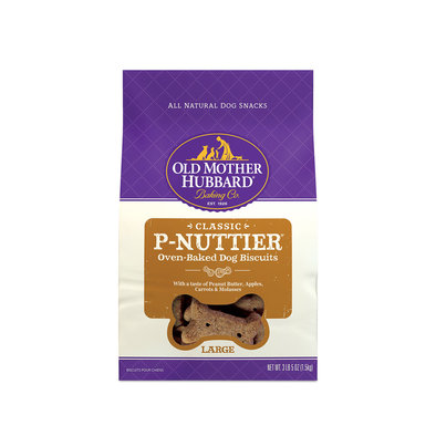 P-Nuttier Biscuits - Large