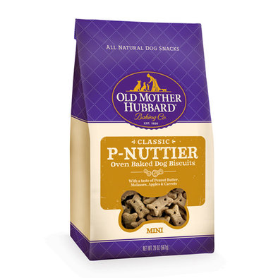 P-Nuttier Biscuits - Mini