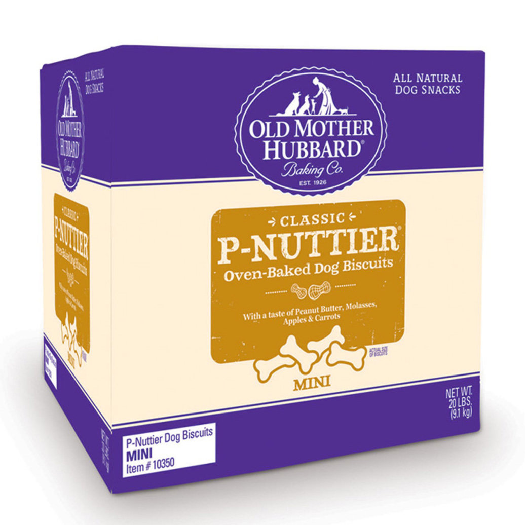 View larger image of P-Nuttier Biscuits - Mini