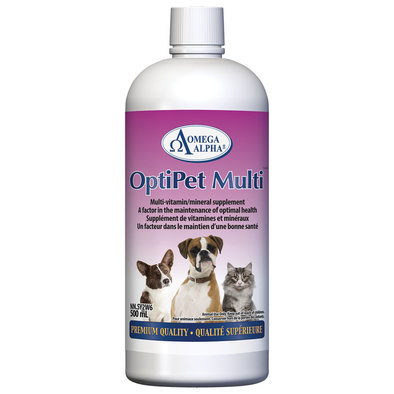 OptiPet Multi - 500 ml